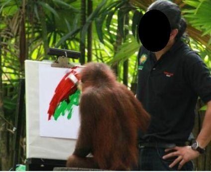 Horrific Exploitation of Ex-rehabilitant Orangutan in Sabah Exposed