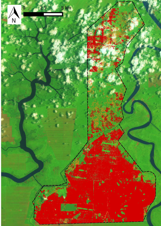 newdeforestationBLD 2001 to 2015