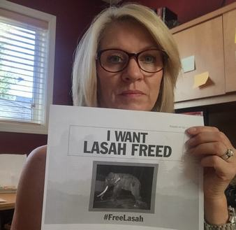 Lasah denied freedom
